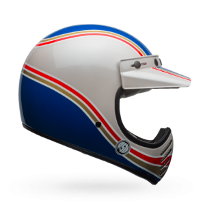 Bell Helm Moto-3 - RSD Malibu - Limited Edition