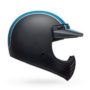 Bell Helm Moto-3 - Stripes