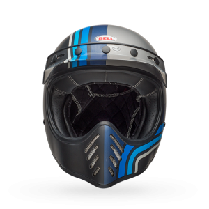 Bell Helm Moto-3 - Stripes