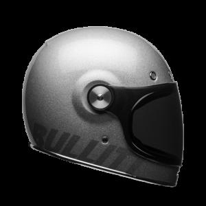 Bell Helm Bullitt - Flake Silber