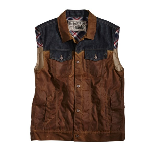 Rokker Vest - Wax Cotton
