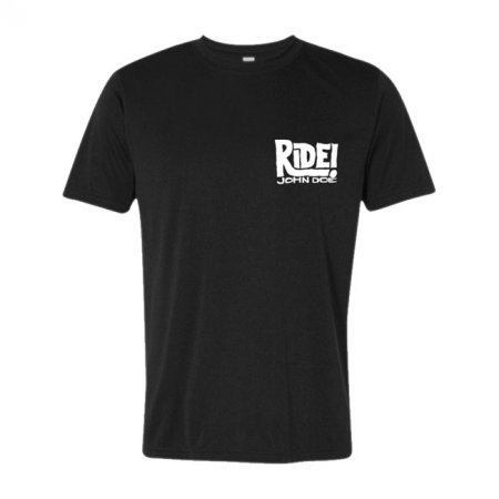 John Doe T-Shirt - Ride Black