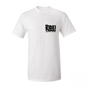 John Doe T-Shirt - Ride Weiss