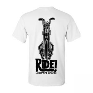 John Doe T-Shirt - Ride Weiss