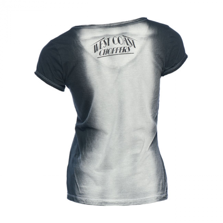 West Coast Choppers Ladies T-Shirt - Fast as Heck