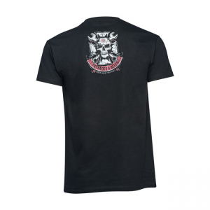 West Coast Choppers T-Shirt - Mechanic Schwarz