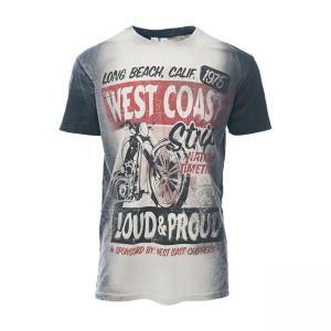 West Coast Choppers T-Shirt - The Strip