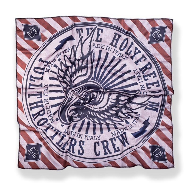Holy Freedom Scarf - Wheel