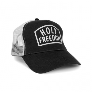 Holy Freedom Cap - Arney Black