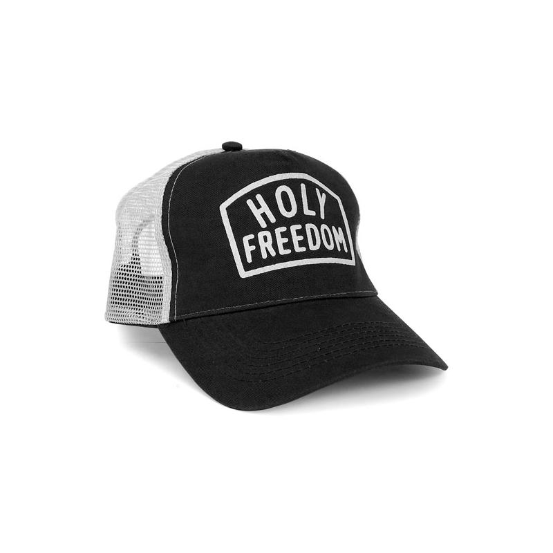 Holy Freedom Cap - Arney Black