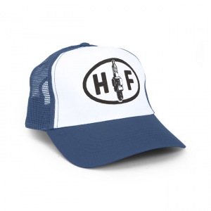 Holy Freedom Cap - Garage Blau