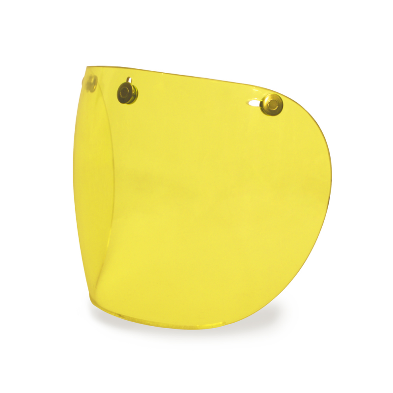 Hedon Shield Visier - Amber Brass