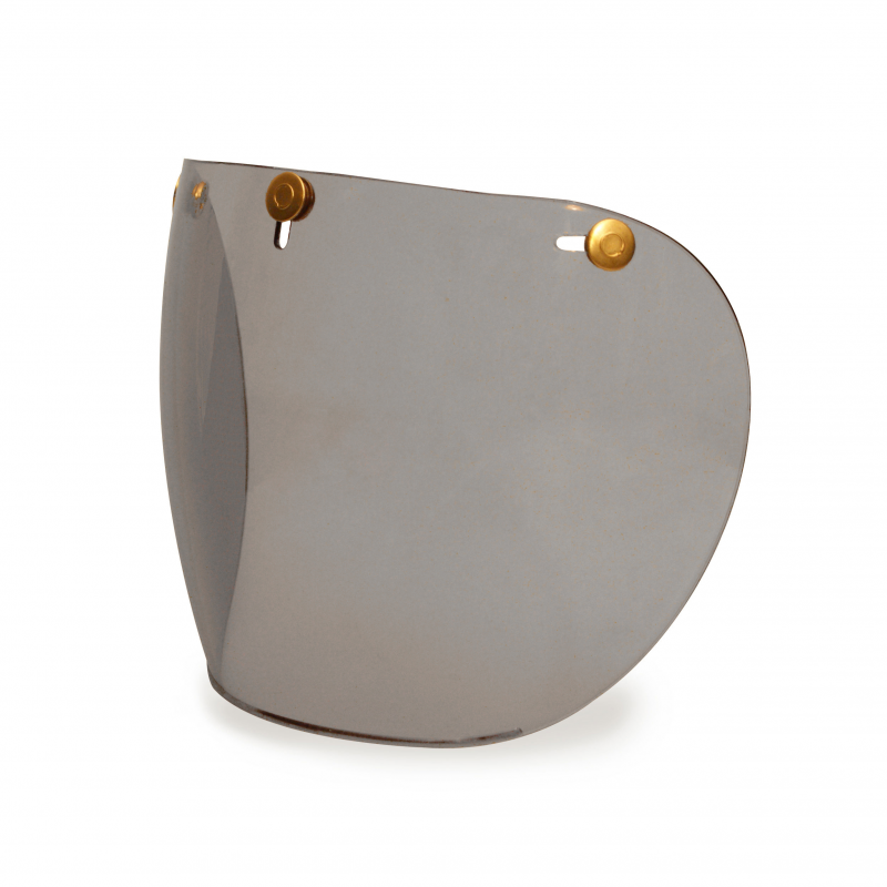 Hedon Shield Visor - Desert Smoke Brass