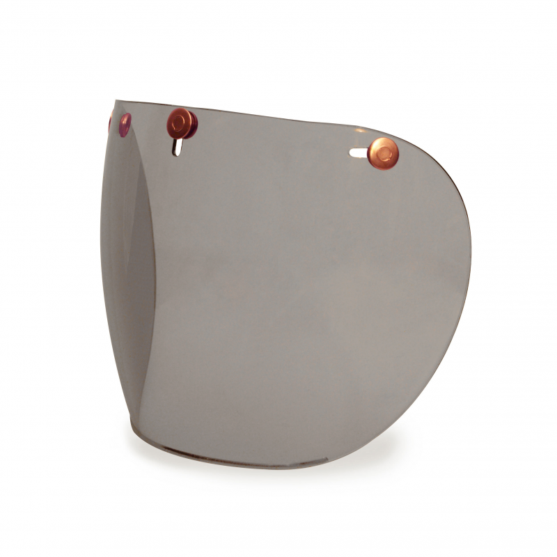 Hedon Shield Visor - Desert Smoke Copper