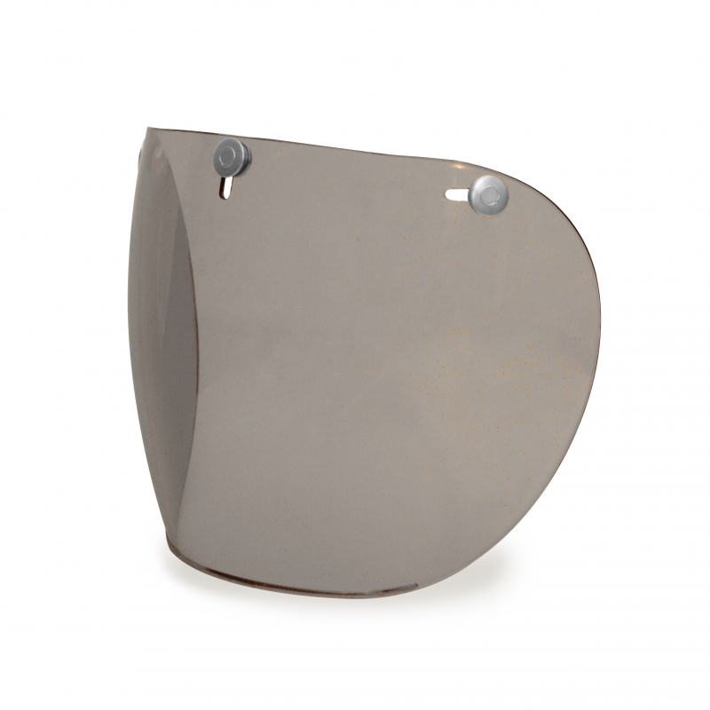 Hedon Shield Visier - Desert Smoke Steel