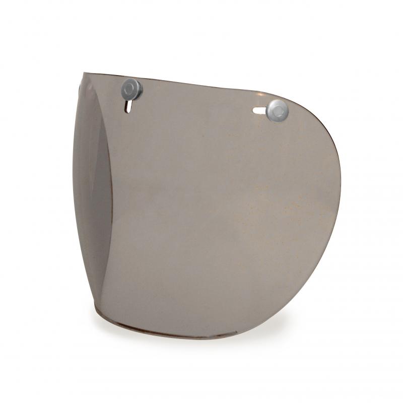 Hedon Shield Visor - Desert Smoke Steel