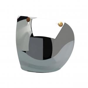 Hedon Shield Visier - Mirror Brass