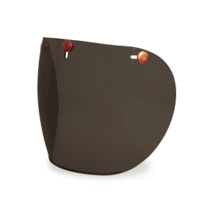 Hedon Shield Visor - Dark Smoke Copper