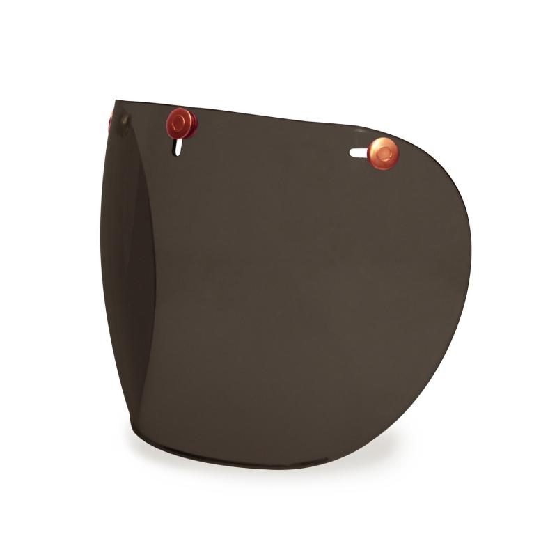 Hedon Shield Visor - Dark Smoke Copper