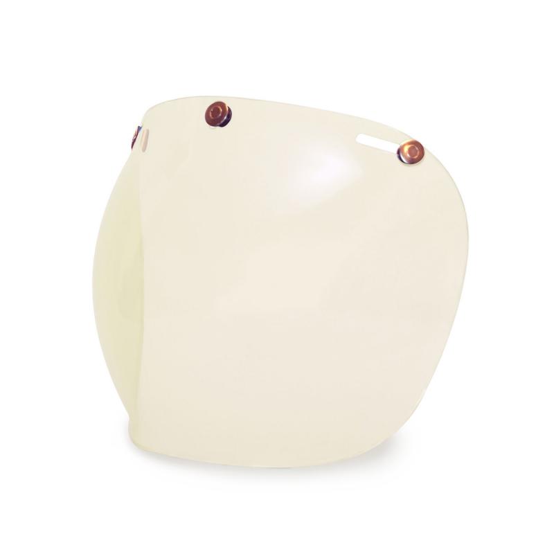 Hedon Bubble Visier - Clear Copper