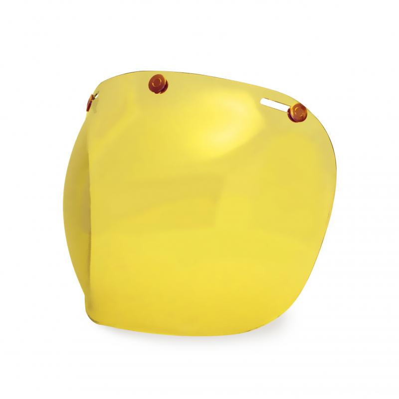 Hedon Bubble Visor - Amber Copper