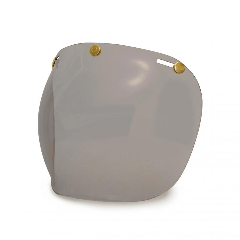 Hedon Bubble Visier - Desert Smoke Brass