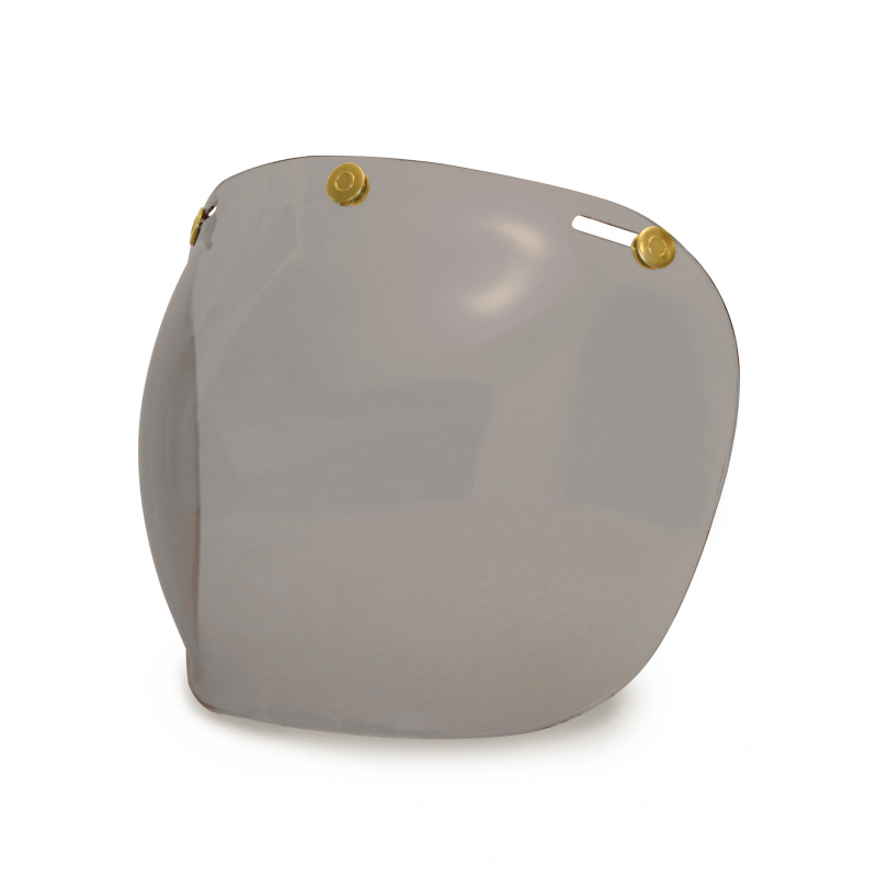 Hedon Bubble Visor - Desert Smoke Brass