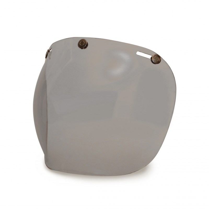 Hedon Bubble Visier - Desert Smoke Gunmetal