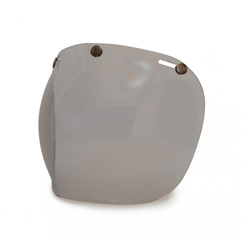 Hedon Bubble Visor - Desert Smoke Gunmetal