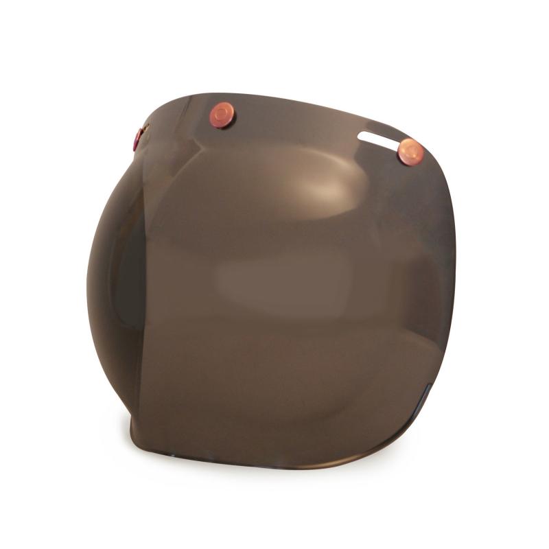 Hedon Bubble Visier - Dark Smoke Copper