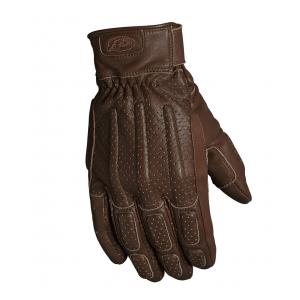 Roland Sands Design Handschuhe - Rourke Tobacco
