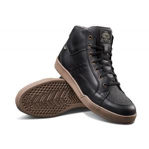 Roland Sands Sneakers - Fresno Schwarz/Gum