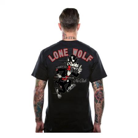 Lucky-13 T-Shirt - No Club