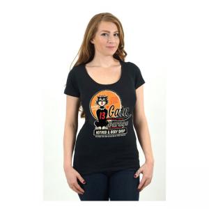 Lucky-13 Ladies T-Shirt - La Gata