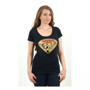 Lucky-13 Ladies T-Shirt - Curves