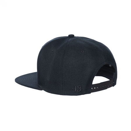 Lucky-13 Cap - Shocker Black