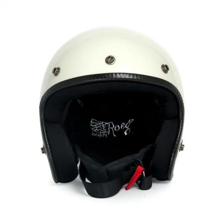 ROEG Helmet Jett - Fog White with ECE