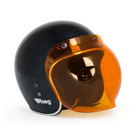 ROEG Bubble Visor Jett - Orange