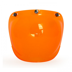 ROEG Bubble Visier Jett - Orange