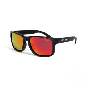 ROEG Glasses - Billy Black/Revo