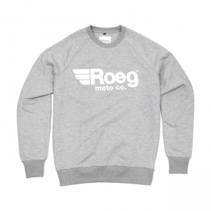 ROEG Sweater - Shawn Grey
