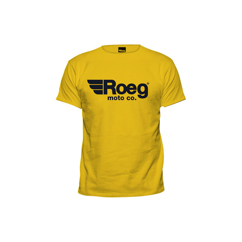 ROEG T-Shirt - OG Tee Yellow