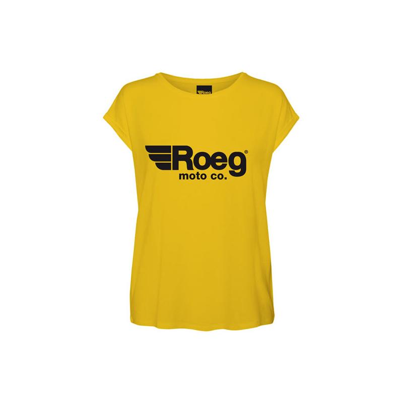 ROEG Ladies T-Shirt - OG Tee Yellow