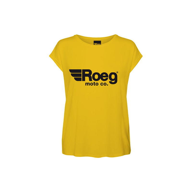 ROEG Ladies T-Shirt - OG Tee Yellow