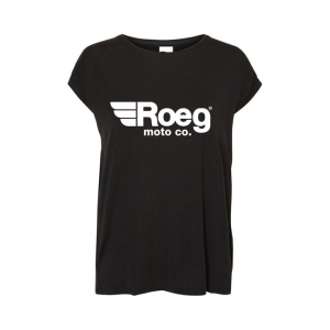 ROEG Ladies T-Shirt - OG Tee Black