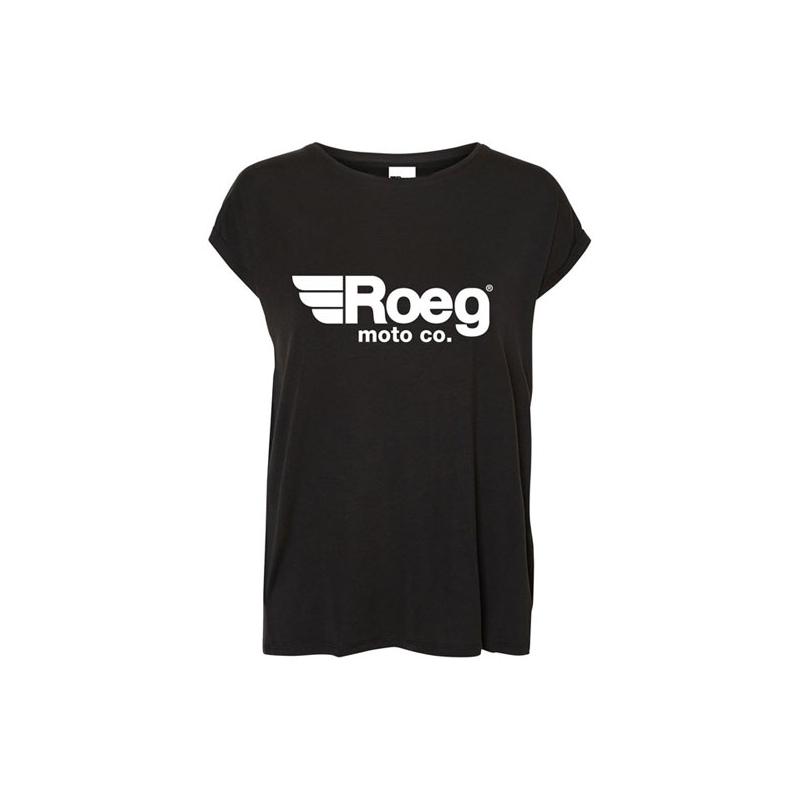 ROEG Ladies T-Shirt - OG Tee Black