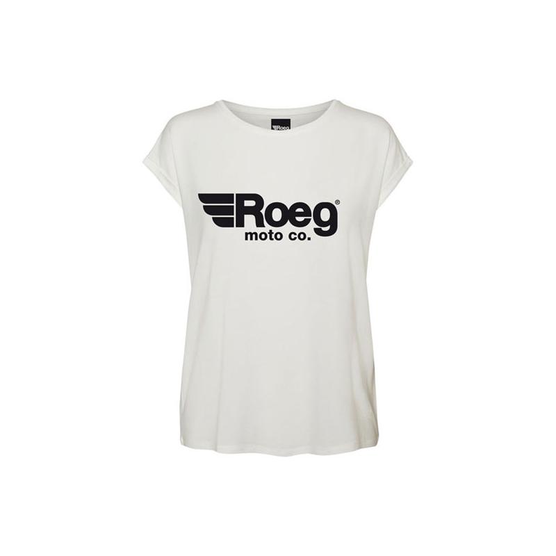 ROEG Ladies T-Shirt - OG Tee White