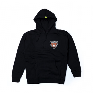 Rusty Butcher Hoodie - Safety