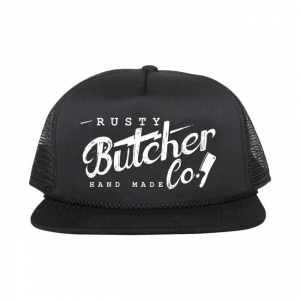Rusty Butcher Cap - Mesh Lightning