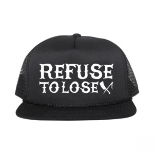 Rusty Butcher Cap - Mesh Refuse